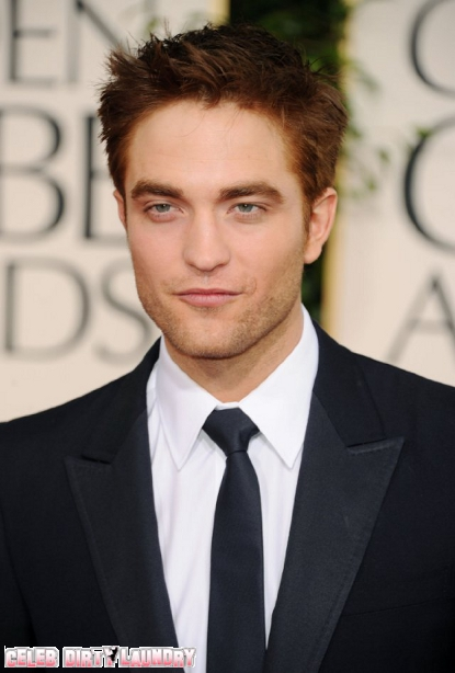 Robert Pattinson Is The E! Celeb Of The Year