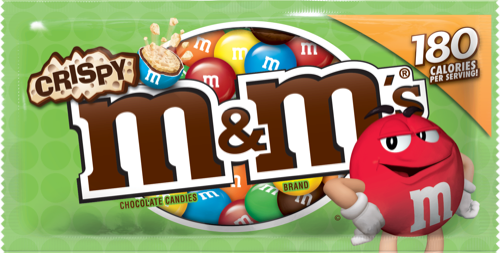M&M'S Win Oscar Night Best Party Snack Award Again!