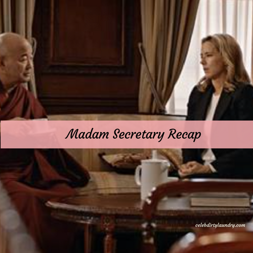 "Madam Secretary Recap 3/19/17: Season 3 Episode 16 ""Swept Away"""