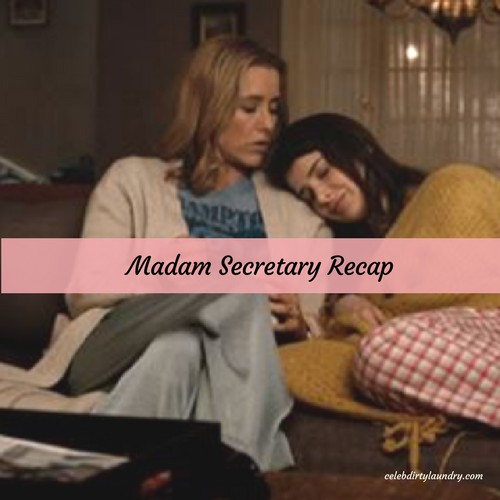 "Madam Secretary Recap 4/23/17: Season 3 Episode 19 ""Global Relief"""