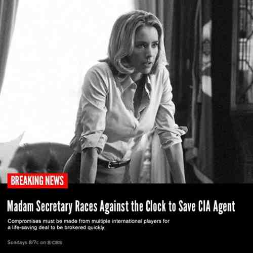 "Madam Secretary Recap ""The Operative"": Season 1 Episode 3"
