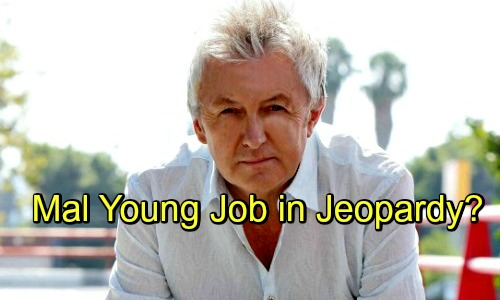 The Young and the Restless Spoilers: Former Head Writer Returns to Y&R, Joins Production Staff – Mal Young's Job in Jeopardy?