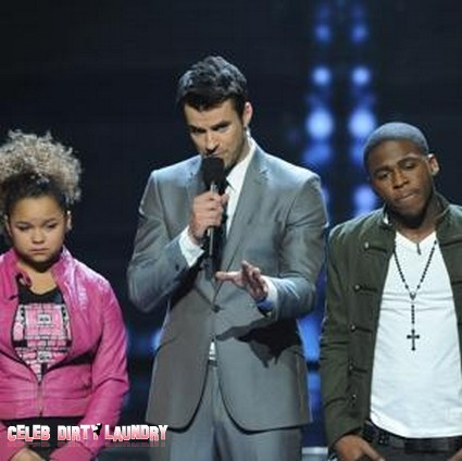 Rachel Crow's Emotional Elimination Nearly Caused Marcus Canty To Quit The X Factor USA