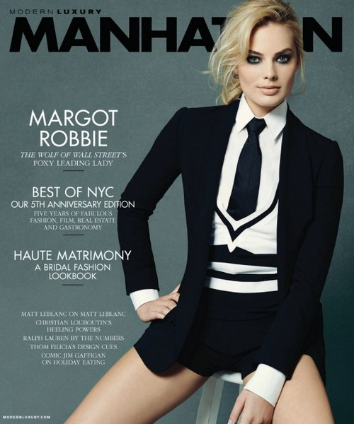 Margot Robbie Praises Will Smith But Won't Deny Hookup Rumors