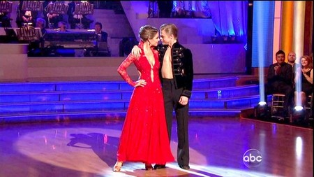 Maria Menounos Dancing With The Stars Argentine Tango Performance Video 5/14/12
