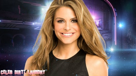 Maria Menounos Dancing With The Stars Rumba Performance Video 4/2/12