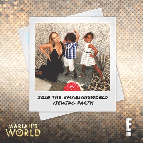 Mariah's World Premiere Recap 12/4/16: Season 1 Episode 1