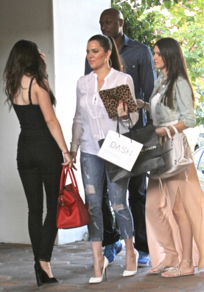 Kris Jenner's Diva Antics Got Khloe Kardashian Fired From X-Factor 0424