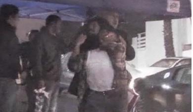 Bob Marley's Son Rohan Maced and Put in Chokehold