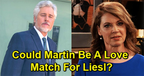 General Hospital Spoilers: Lonely Liesl Needs Love – Martin Gray Could Be Her Perfect Match