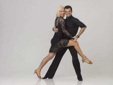 Martina Navratilova Dancing With The Stars Jive Performance Video 3/26/12