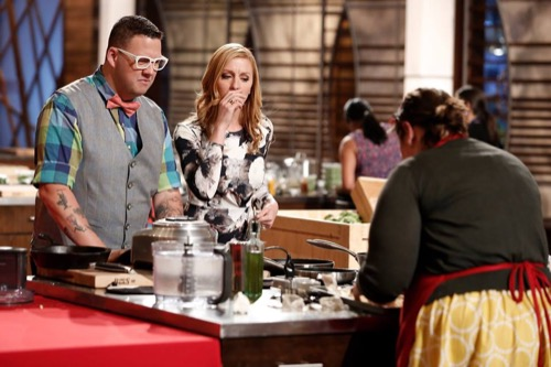 "MasterChef Recap - Heads Up Challenge: Season 6 Episode 14 ""Getting A-Head in the Competition"""