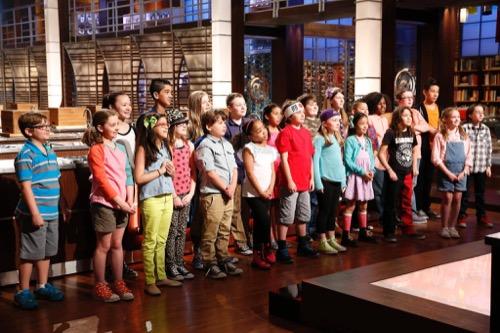"Masterchef Junior Premiere Recap 11/6/15 Season 4 Episode 1 ""New Kids on the Chopping Block"""