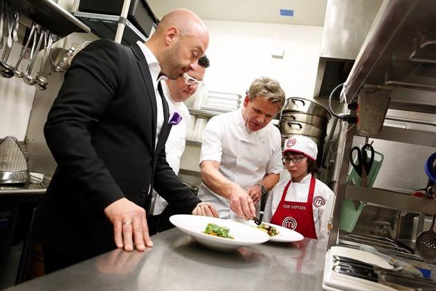 "Masterchef Junior Recap - Andrew Channels Screaming Gordon: Season 3 Episode 6 ""Restaurant Takeover"""