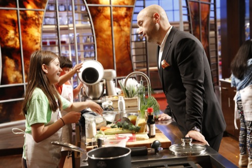 "Masterchef Junior Premiere Recap - Pasta Under Pressure: Season 3 Episode 1 ""The Class of 2015"""