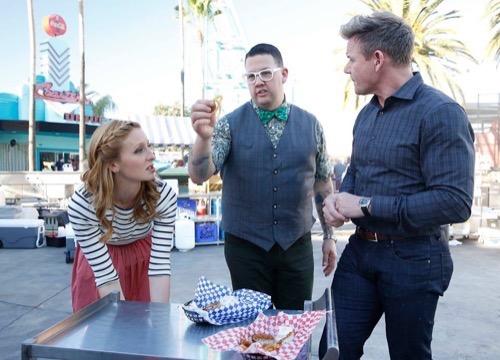"""MasterChef Recap - Roller Coasters and Buns: Season 6 Episode 3 """"Cinnamon Roll-er Coaster"""""""