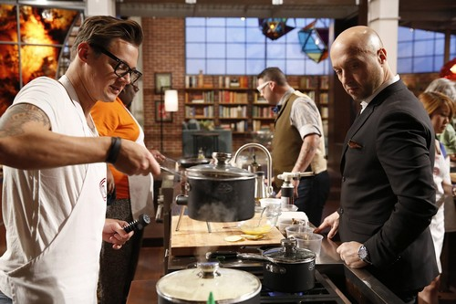 "MasterChef Recap 6/30/14: Season 5 Episode 6 ""Top 16 Compete"""