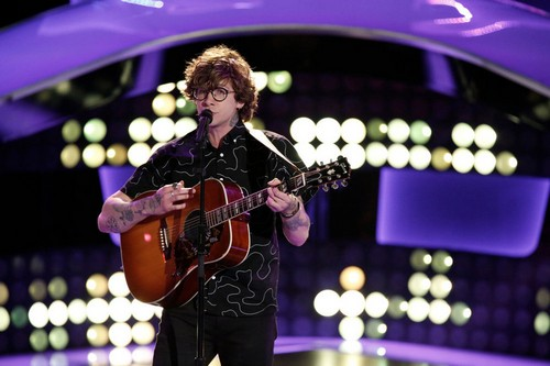 """WATCH Matt McAndrew Sing On The Voice Top 4 Finale """"Wasted Love"""" Video 12/15/14"""