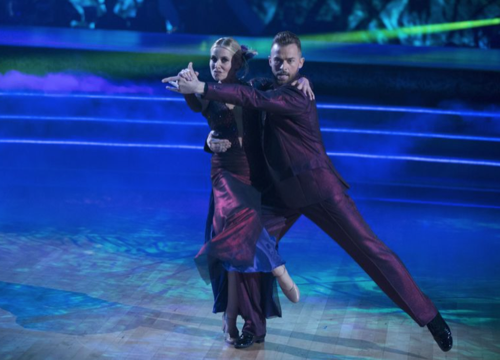 Maureen McCormick Dancing With The Stars Samba Video Season 23 Week 5 – 10/17/16 #DWTS