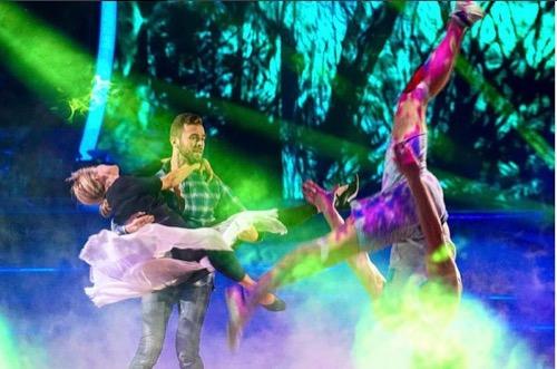 Maureen McCormick Dancing With The Stars Argentine Tango Video Season 23 Week 4 – 10/3/16 #DWTS