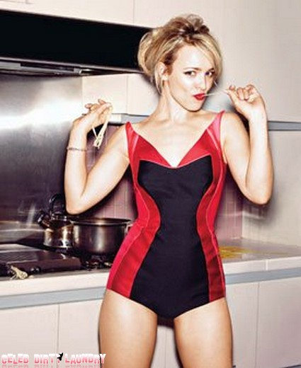 Rachel McAdams In Sexy New Photo Shoot