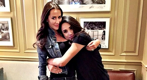 Meghan Markle's BFF Jessica Mulroney Fired From Canadian TV Gig