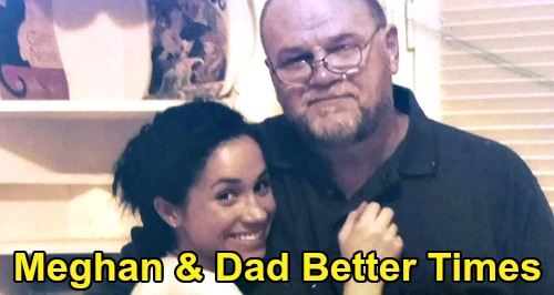 Meghan Markle's Estranged Father, Thomas Markle, Reaches Out - Sends Letters To Los Angeles Mansion But Ignored By Daughter?