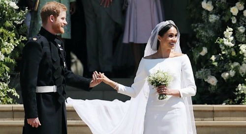 Meghan Markle's Wedding Dress - How Much Did It Cost Compared To Other Royal Wedding Gowns?