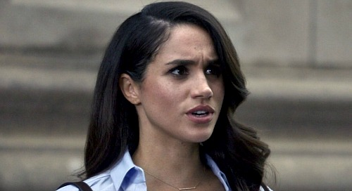 Meghan Markle In Trouble With Palace Over Necklace - Felt Frustrated and Emotional, According To New Book