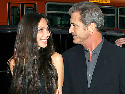 No Decision In The Mel Gibson & Oksana Grigorieva Custody