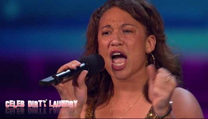 Melanie Amaro 'Earth Song' The X Factor USA Performance Video 11/30/11