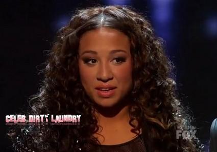 Winner Of The X Factor USA Melanie Amaro (Video)