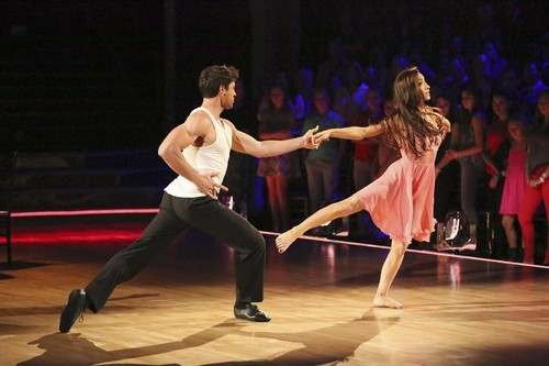 Meryl Davis Dancing With the Stars Viennese Waltz Video 5/12/14 #DWTS #Semifinals