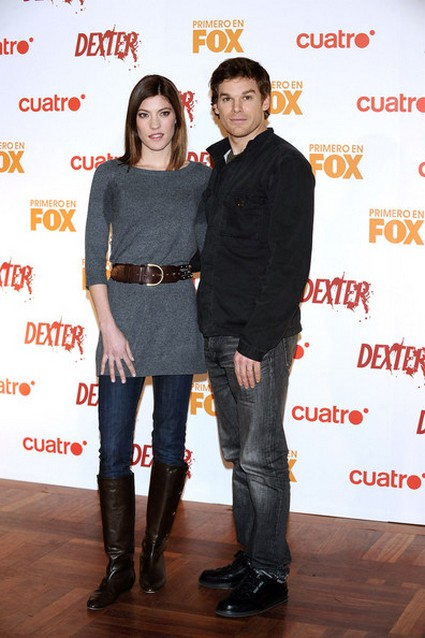 Dexter Reconciliation As Michael C. Hall And Jennifer Carpenter Back Together