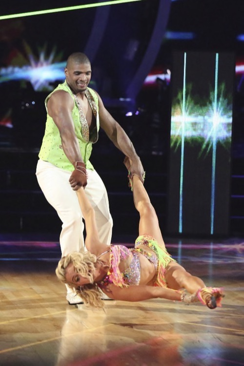 Michael Sam Dancing With The Stars Rumba Video Season 20 Week 4 – 4/6/15 #DWTS