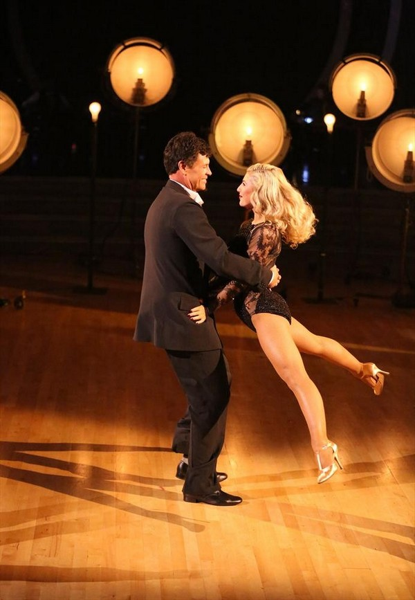 Michael Waltrip & Emma Slater Dancing With the Stars Jive Video Season 19 Week 7 #DWTS