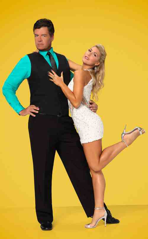 WATCH Michael Waltrip & Emma Slater Dancing With the Stars Quickstep Video Season 19 Week 4