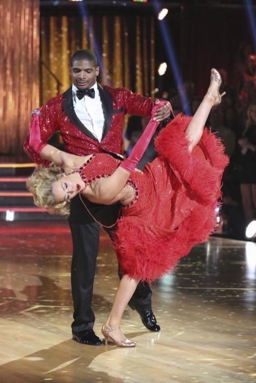 Michael Sam Dancing With The Stars Salsa Video Season 20 Week 3 – 3/30/15 #DWTS