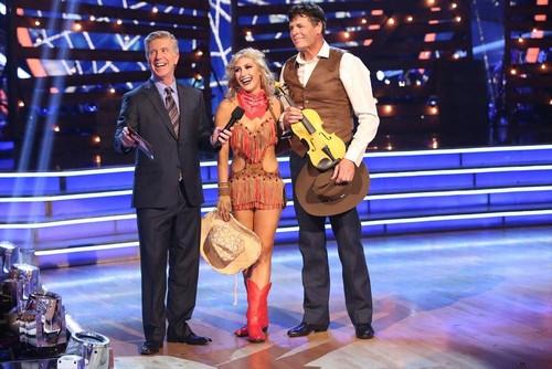 Michael Waltrip & Emma Slater Dancing With the Stars Foxtrot Video Season 19 Week 8 #DWTS