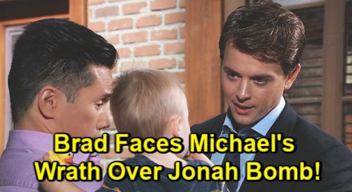 General Hospital Spoilers: Jonah Reveal Brings Michael's Fierce Wrath – Brad Finally Pays the Price for Cruel Lies