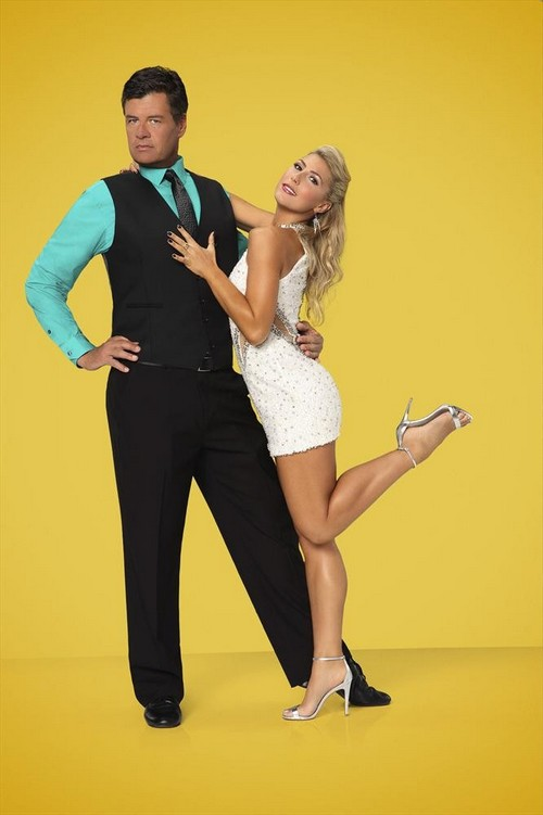 Michael Waltrip Dancing With the Stars Cha Cha Cha Video Season 19 Premiere 9/15/14 #DWTS