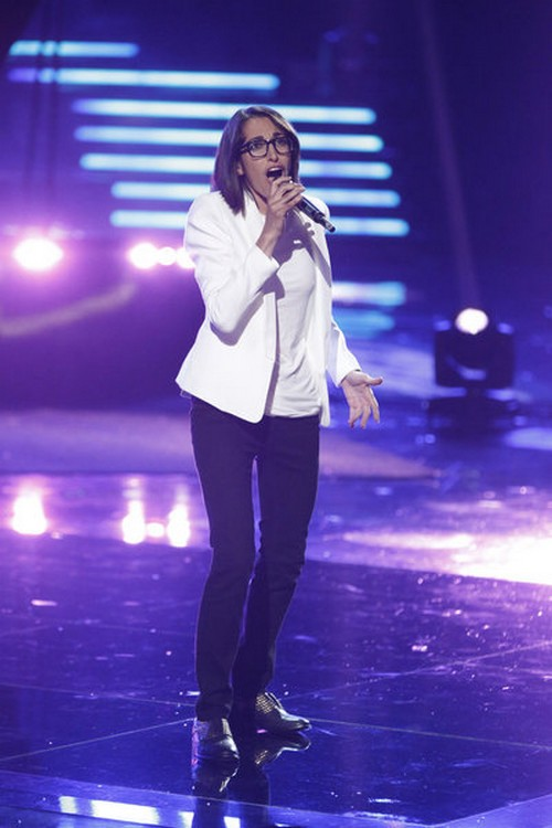 "Michelle Chamuel The Voice Finale ""Why"" Video 6/17/13"