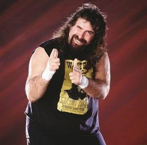 Mick Foley Mowing His Way Across America For Charity