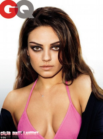 Mila Kunis Voted 'Knockout of the Year' By GQ Magazine (Photo)