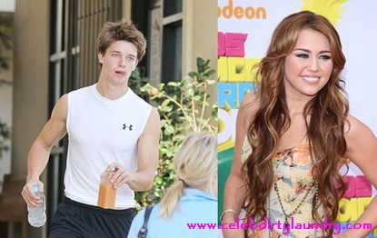 New Couple Alert: Miley Cyrus and Patrick Schwarzenegger