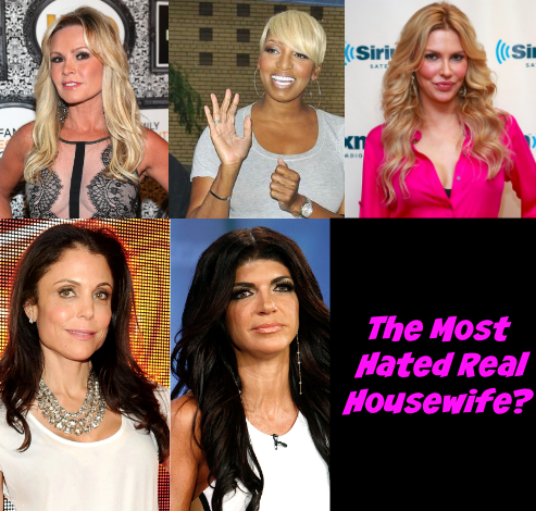 The Most Hated Real Housewife: Nene Leakes, Tamra Barney, Brandi Glanville, Teresa Giudice, or Bethenny Frankel – VOTE NOW!