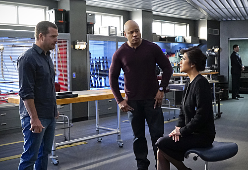 "NCIS: Los Angeles Recap 1/19/15: season 6 episode 13 ""In The Line of Duty"""