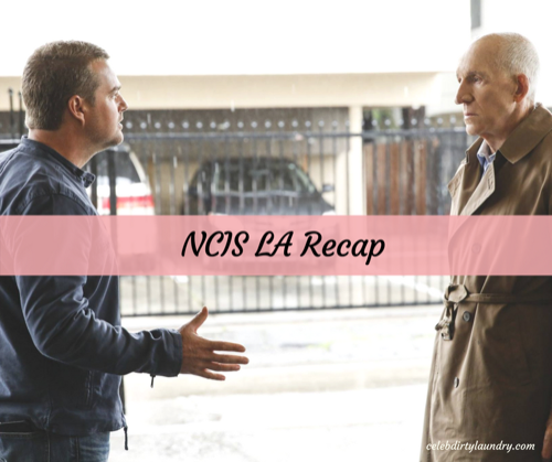 """NCIS: Los Angeles Recap 3/5/17: Season 8 Episode 16 """"Old Tricks"""""""