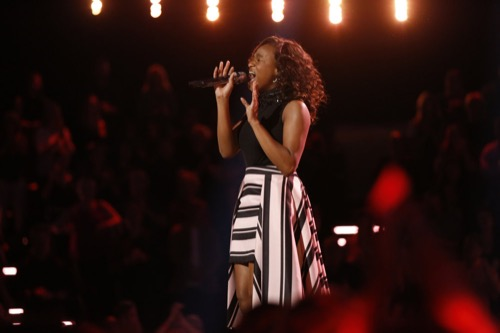 """Shalyah Fearing The Voice """"My Kind of Love"""" Video 5/2/16 #The VoiceTop10"""