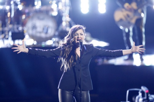 """Alisan Porter The Voice """"Let Him Fly"""" Video 5/2/16 #The VoiceTop10"""
